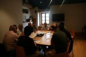 IMG_2519 Lancement projet truffière pilote